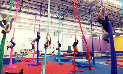Up to 36% Off at Lone Star Circus School