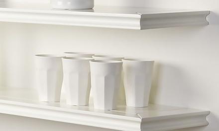 Duraline Floating Shelves