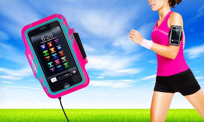 Active Sports Armband for iPhones and iPod Touch: Active Sports Armband for iPhones and iPod Touch. Free Returns.