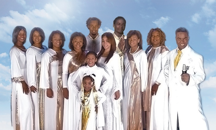 RUAH: Gospel Music Production - The Strip: RUAH: Gospel Music Production at Wolf Theater for One or Four (Up to 61% Off)