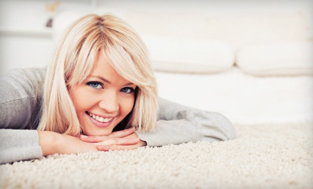 Whole-House Carpet Cleaning for a 1-Story Home; Valid up to 1,100 Sq. Ft. (a $200 value) - Russell's Quality Carpet in