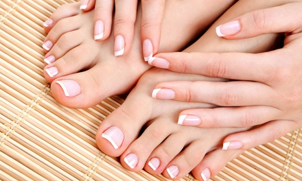 $85 for a Spa Package with Massage, Facial, and Mani-Pedi at Shepherd Day Spa ($175 Value)