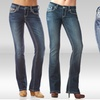 Grace in LA Women's Boot Cut Jeans