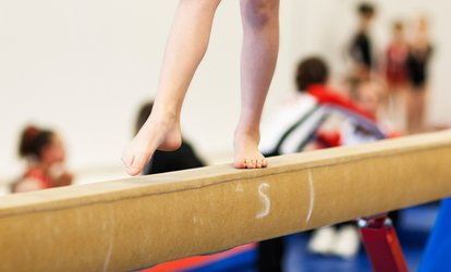 $10 for Two <strong>Gymnastics</strong> Classes at Olympiad <strong>Gymnastics</strong> ($36 Value)