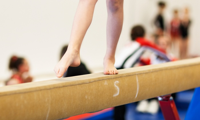 Olympiad Gymnastics - Multiple Locations: $10 for Two Gymnastics Classes at Olympiad Gymnastics ($36 Value)