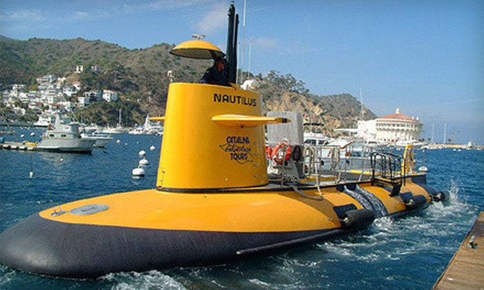 Catalina Adventure Tours - Catalina Adventure Tours: Underwater Boat Tour for Two, Four, or Six from Catalina Adventure Tours (Up to 63% Off)