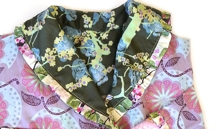 Ruffle Me to Sleep - Carmel: $49 for $100 Worth of Luxury Pajamas and Robes at Ruffle Me to Sleep