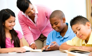 Bestbrains: Four Weeks of Tutoring for One or Two Students at Bestbrains (Up to 79% Off)