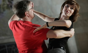 Social Style: Introductory Ballroom Dance Classes for Two at Social Style (82% Off)