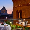 Roof Garden Hotel, menu per 2 sui tetti di Roma