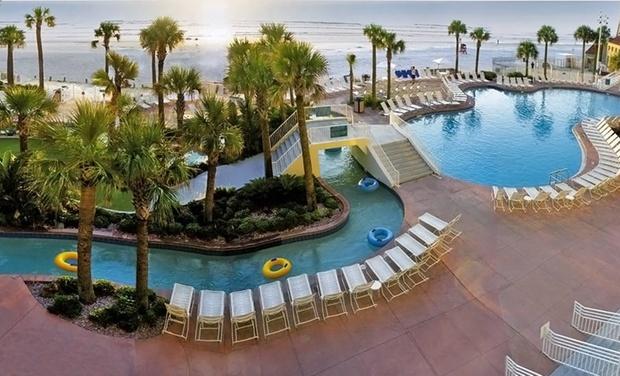 Wyndham Ocean Walk - Daytona Beach, FL: Stay at Wyndham Ocean Walk in Daytona Beach, FL, with Dates into January