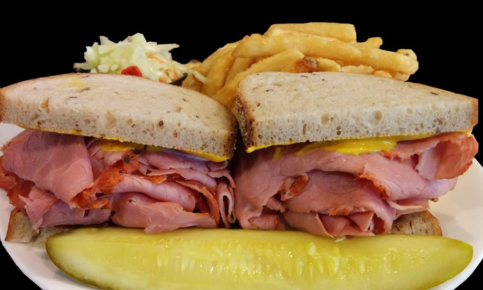 Nate's Express - Ottawa: Deli Food at Nate's Express (45% Off). Two Options Available.