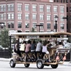 50% Off Pedal-Pub Cruise for Eight People