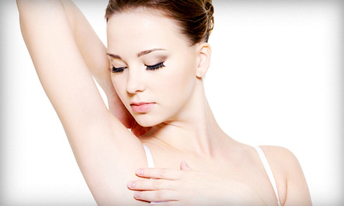Northshore Skin Care - Covington: Three IPL Laser Hair-Removal Sessions on a Small, Medium, or Large Area at Northshore Skin Care (Up to 78% Off)