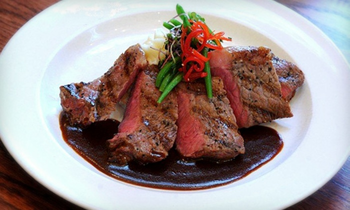 Hereford House - Multiple Locations: One or Three Groupons, Each Good for $40 Worth of Steak-House Cuisine for Dinner at Hereford House