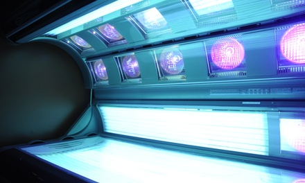 One Week of Unlimited Tanning at Heatinizm Tanning Salon (43% Off)