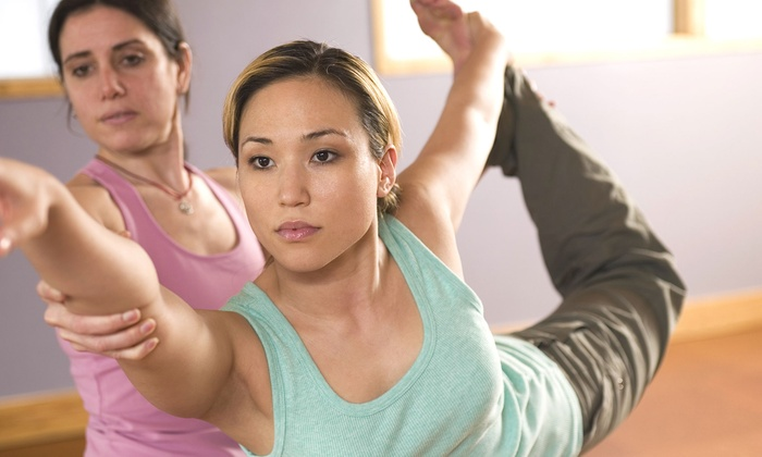 Yoga New York - Midtown Manhattan: 10 or 20 Yoga Classes at Yoga New York (Up to 84% Off)