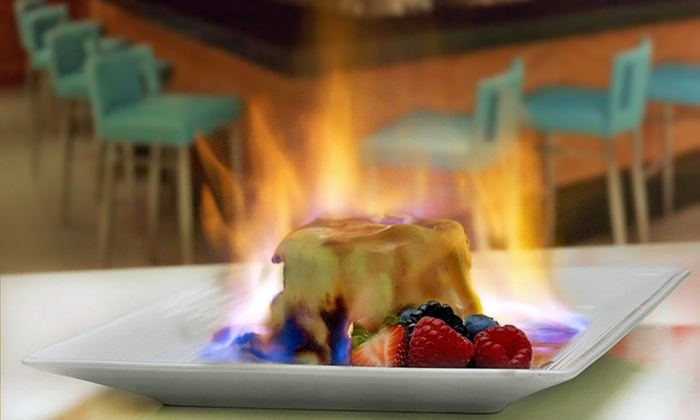 Zest - Livengood Park At Vineland: Dinner and a Magic Show for Three, Four, Six, or Eight at Zest (Up to 68% Off)
