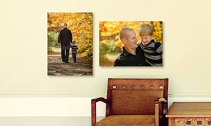 One Or Two 16�x20� Gallery-wrapped Canvas Prints From Canvas On Demand (up To 79% Off). Free Shipping.