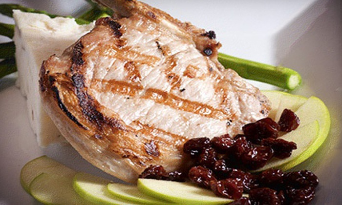 The Monkey Cat - Auburn: $15 for $25 Worth of Contemporary American Fare for Dinner at The Monkey Cat