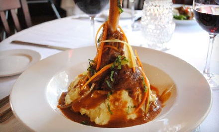 3-Course Dinner for 2 Including 1 Appetizer, 2 Entrees and 1 Dessert  - Tomas Bistro in New Orleans