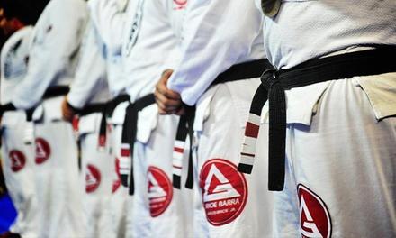 Up to 77% Off Brazilian Jiujitsu Classes