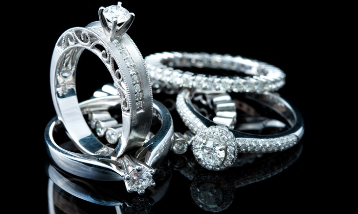 Milan Jewelers - Center City East: Jewelry at Milan Jewelers (Up to 55% Off). Three Options Available.