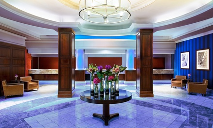 Stay at Baltimore Harbor Hotel in Baltimore, MD. Dates into August.