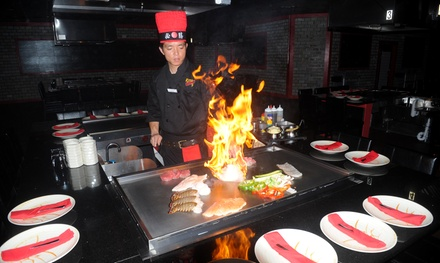 $19 for $30 Worth of Hibachi and Sushi for Two or More at Koto Steak House