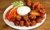 Cracker Barrel Pub - Tariffville: Pub Dinner at The Cracker Barrel Pub (50% Off)