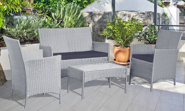 salon de jardin panama groupon shopping. Black Bedroom Furniture Sets. Home Design Ideas