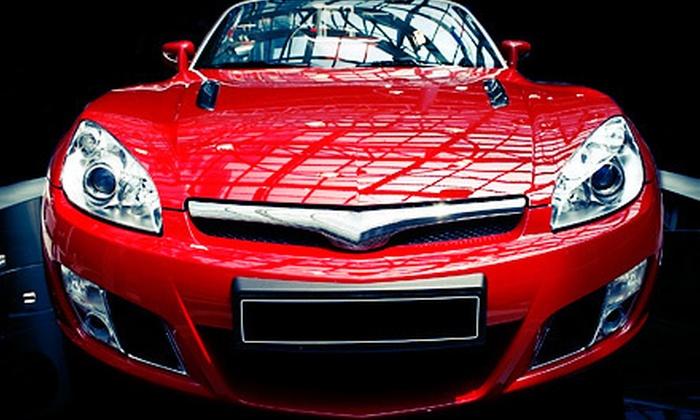 Miami International Auto Show - Miami: $10 for the Miami International Auto Show for Two on November 13, 14, or 15 ($20 Value)