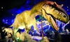 "Witte Museum - Uptown Broadway: ""Dinosaurs Unearthed"" Exhibit for Two or Four Adults or One Child at Witte Museum (Up to 52% Off)"