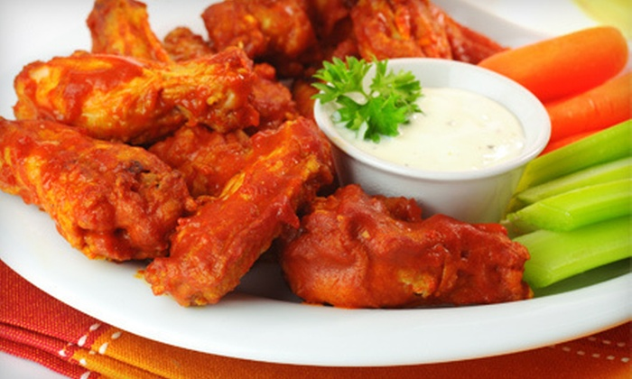 Sneaky's Chicken - Sioux Falls: $10 for $20 Worth of American Food at Sneaky's Chicken