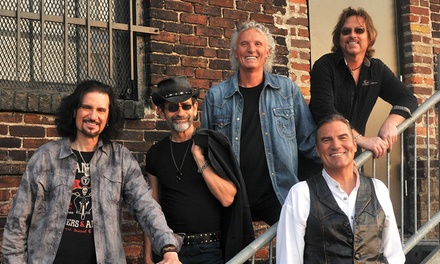 Grand Funk Railroad with Special Guest Leslie West at House of Blues Atlantic City on March 21 (Up to 39% Off)