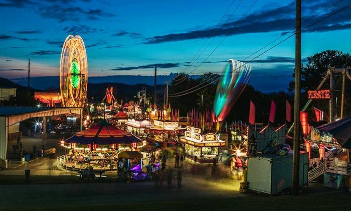 Williamson County Fair - Franklin: Williamson County Fair Visits August 1–9 (50% Off). Four Options Available.