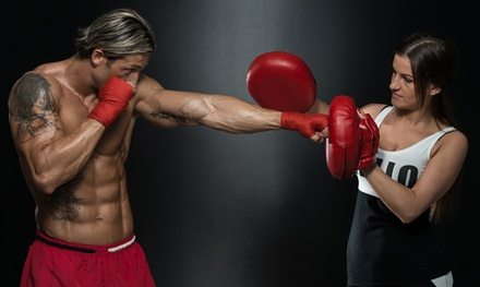 10 or 20 Kickboxing and StrengthandConditioning Classes at Kalari Kickboxing & Martial Arts (Up to 70% Off)