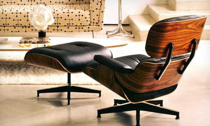 Manhattan Home Design - New York: Modern Indoor and Outdoor Furniture at Manhattan Home Design (Up to 56% Off). Two Options Available.