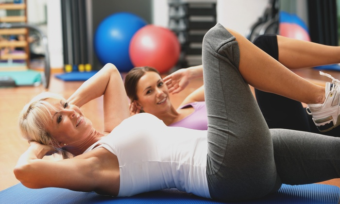 Foxy's Fitness Center - Multiple Locations: 1-, 3-, or 5-Month Unlimited Membership to Foxy's Fitness Center (Up to 50% Off)