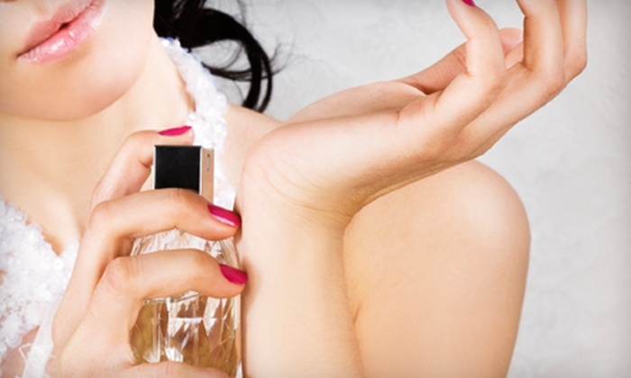Prestiche: Moisturizers, Soaps, and Scented Oils from Prestiche (Up to 79% Off). Two Options Available.