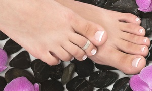 BioVital MedSpa: Three Laser Nail-Fungus-Removal Treatments for One or Both Feet at BioVital Medical Spa (Up to 71% Off)