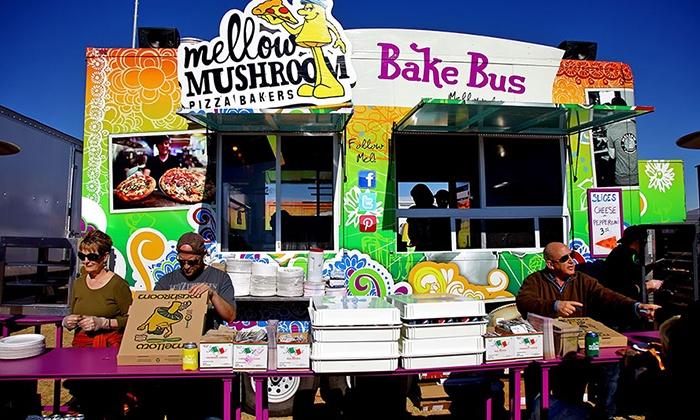 Salt River Fields - Salt River Fields at Talking Stick: Street Eats Food Truck Festival Visit for 2 with Optional VIP Package at Salt River Fields on February 7 or 8 (50% Off)