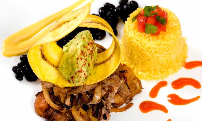 Montego Island Grill - Virginia Beach: $25 for $46 Groupon — Montego Island Grill
