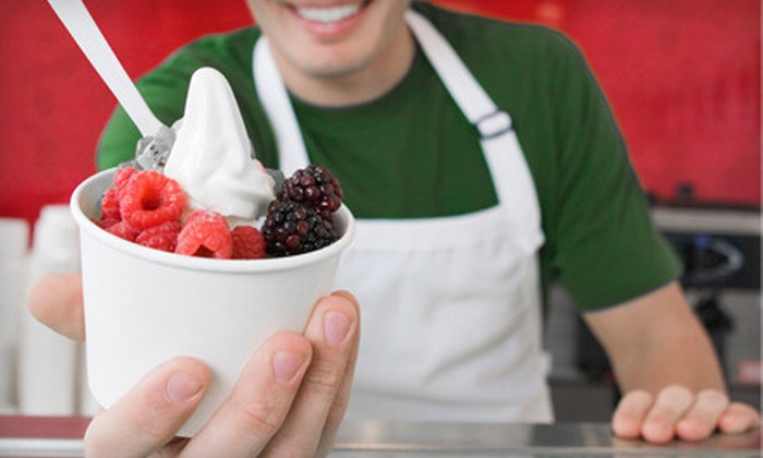 YoYo Bliss - Albuquerque: $5 for $10 Worth of Frozen Yogurt at YoYo Bliss