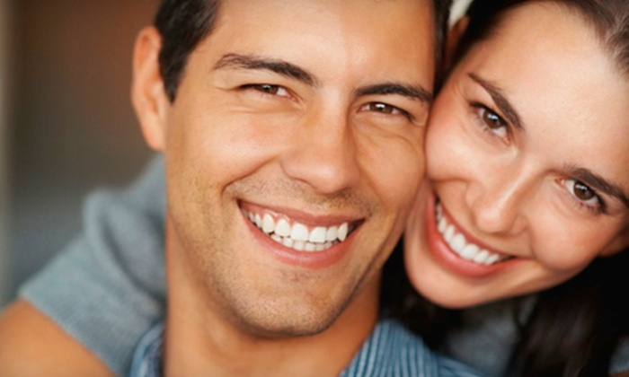 Amalgamated Dental Center - Multiple Locations: Exam and Zoom! Teeth Whitening at Amalgamated Dental Center in Union (77% Off)