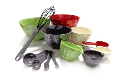 MOBOO 13-Piece Baking Set. Free Returns.