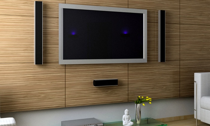 Mister HighDef - New York City: $49 for Home or Office TV Mounting for Up to 55-Inch TV from Mister HighDef ($150 Value)
