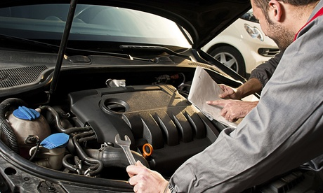 $25 for California Smog Test for One Vehicle at 2K Autosmog ($50 Value)