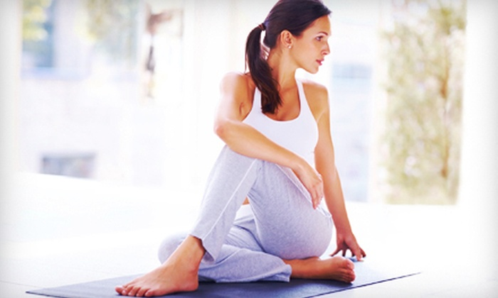 Wellness Yoga at the Art of Living Centre - Mississauga: 10 or 20 Yoga Classes at The Art of Living (Up to 87% Off)