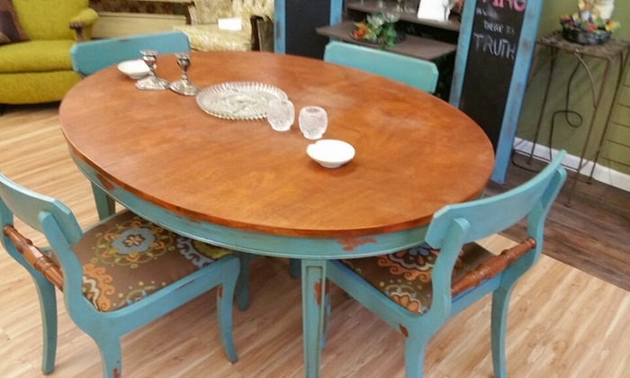 Choice Furniture And Design - Birmingham: Two-Hour Painting Lesson at Choice Furniture and Design (44% Off)